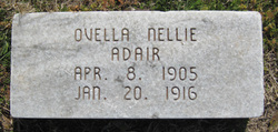 Ovella Nellie Adair