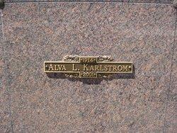 Alva Lester Karlstrom
