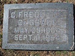Charles Fredrick Fred DeGraff