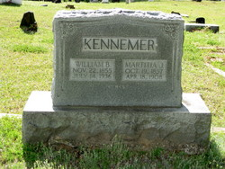 William Benton Kennemer