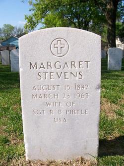 Margaret Louise <i>Stevens</i> Pirtle