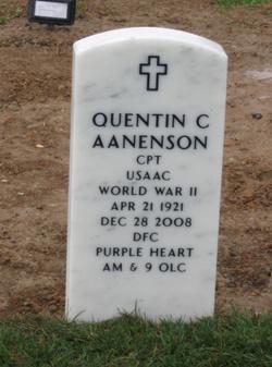 Quentin C. Aanenson
