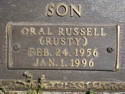 Oral Russell 'Rusty' or 'Biscuits' Webb