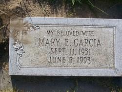Mary Ellen <i>Hayes</i> Garcia