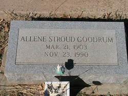 Allene Merritt <i>Stroud</i> Goodrum
