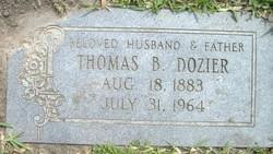 Thomas Bailey Dozier