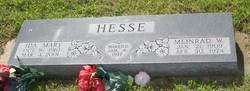 Ida Mary <i>Walterscheid</i> Hesse