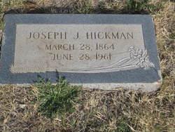 Joseph J Hickman