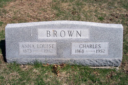 Anna Louise <i>Staudt</i> Brown