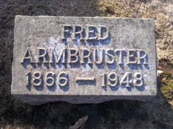 Fred Armbruster