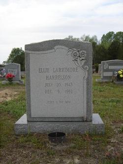 Ellie <i>Larrimore</i> Harrelson