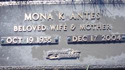 Mona Kay <i>Johnson</i> Antes