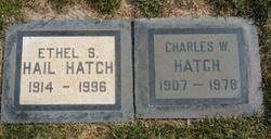 Ethel S. <i>Hail</i> Hatch