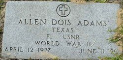 Allen Dois Adams