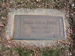 Thomas Adrian Biddle