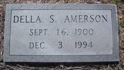 Della S. <i>Fore</i> Amerson