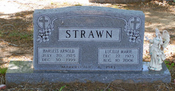 Lucille Marie <i>Wilkerson</i> Strawn