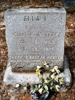 Ella Ida <i>Peeples</i> McTeer