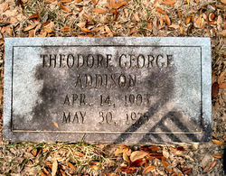 Theodore George Addison