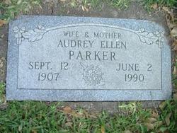 Audrey Ellen <i>Dozier</i> Parker