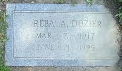 Reba Adell <i>Good</i> Dozier