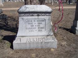 Caroline <i>Stone</i> Alkire
