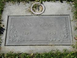 Mary Frances <i>Hayslip</i> Pearce