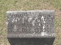 Virginia Ann Riley