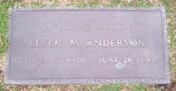 Eleen M. Anderson