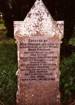 Ann <i>Donegan</i> Dunne