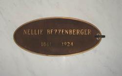 Nellie Bezzenberger