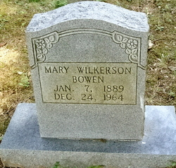 Mary Powell <i>Tuck</i> Bowen