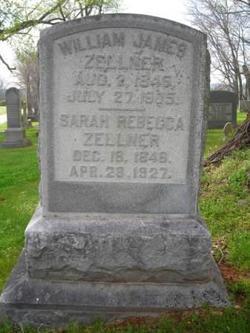 Sarah Rebecca <i>Alexander</i> Zellner