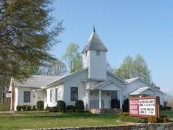 Big Level Baptist Church Cemetery