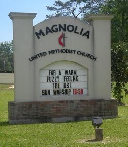 Magnolia United Methodist Church Cemetery