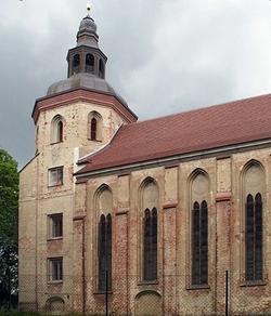 Johanniterkirche in Mirow