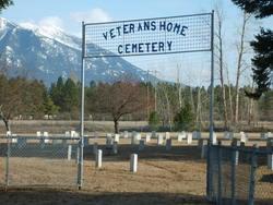 Montana Veterans Home Cemetery