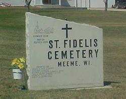 Saint Fidelis Cemetery