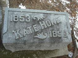 Catherine Kate <i>Dohner</i> Hoke