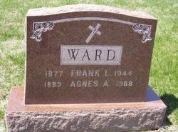Agnes A <i>Cruise</i> Ward