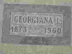 Georgia Anne <i>Leavitt</i> Karren