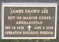Sgt James Shawn Jimmy Shawn Gay Lee