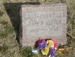 John K Ashton