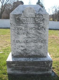 John S Highley