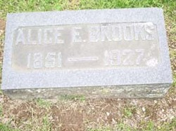 Alice E Brooks