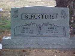 Hazel Lucille <i>Raner</i> Blackmore
