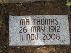 Clara Beatrice <i>Herron</i> Thomas