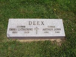 Arthur John Deex