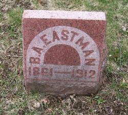 Benjamin A Eastman
