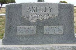 Ola Mae <i>Pool</i> Ashley